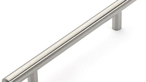 probrico t bar cabinet pulls stainless steel kitchen handles 5 inch hole spacing 30 packs made of stainless steelthe handle is hollow