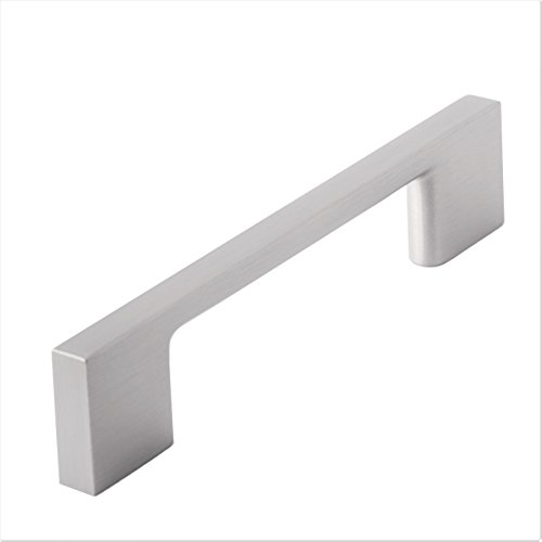 Southern Hills Brushed Nickel Cabinet Handles, 5.1 Inches Total ...