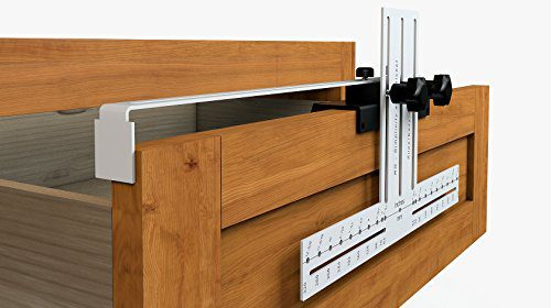 SuperEasy Jig 320 Template For Easy Installation Of Kitchen Cabinet Pulls  Handles Knobs For Doors And Drawers Cabinets Without Handles Looks Naked.  Cabinets ...