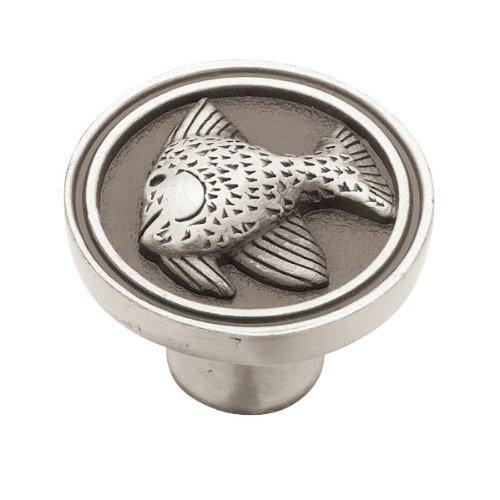 Kitchen Cabinet Hardware Location: Liberty PBF659-BSP-C 35mm Angel Fish Kitchen Cabinet