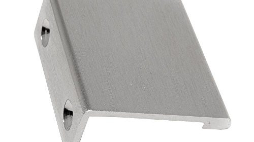 modern kitchen cabinet metal edge pullsmall tab pull inch 33mm10 pack