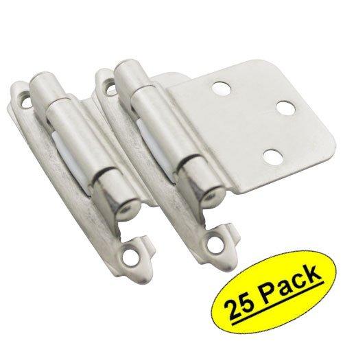 Cosmas 17990 Sn Satin Nickel Cabinet Hardware Hinges